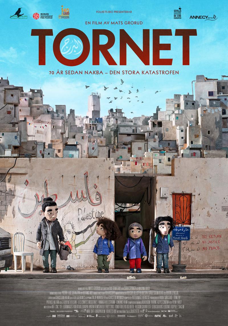 Affisch Tornet - The Tower